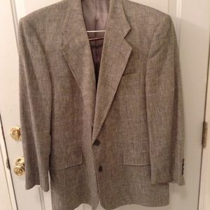 Vintage Christian Dior Men's 44 Sportscoat/Blazer